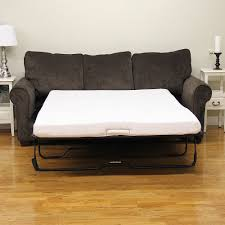 Henry Sleeper Sofa Reviews Amazon Com Classic Brands Memory Foam Replacement Sofa Bed 4 5