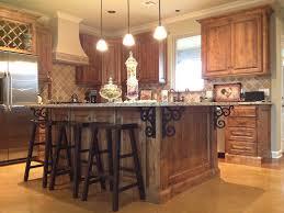 kitchen island countertop overhang kitchen island granite top overhang