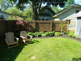 Landscaping Ideas For Backyard Privacy Backyard Fence Ideas Cheap Wooden Decorating Landscaping Privacy