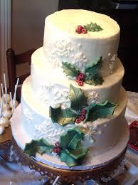 christmas wedding cakes plumeria cake studio winter wedding cake
