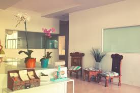 Home Yoga Room by Glow Yoga Studio