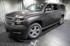 New 2017 Chevrolet Suburban Premier Sport Utility In Elk Grove
