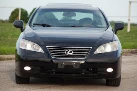 lexus es 350 mileage 2007 lexus es 350 sunroof bluetooth heated ventilated seats