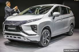 mitsubishi crossover models mitsubishi xpander coming to malaysia in 2018 ceo