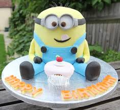 personalised cakes minion birthday cake personalised cakes for birthdays weddings