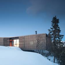 home design story romantic swing house design and architecture in norway dezeen