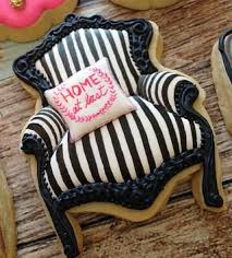 121 best furniture cookies images on pinterest decorated cookies