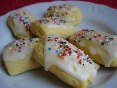 italian anise cookies a simple recipe and quite quick to make