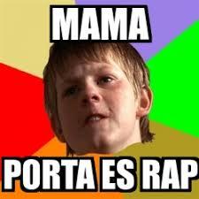 Meme Generator Espaã Ol - meme chico malo mama porta es rap 151560