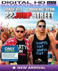 buy 22 jump street hd digital ultraviolet uv code for sale
