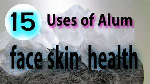 alum where to buy top 15 uses of alum for skin and health benefits of alum