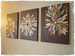 diy wall decor ideas for living room as cheap and easy solution