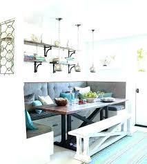 cuisine banquette table avec banc cuisine banquette angle coin repas cuisine mobilier