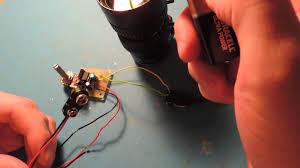 infrared dc iris control hack v1 0 night vision lens control