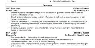 manager resume summary call center director resume u2013 foodcity me