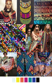 spring fashion colors 2017 tribal essence trends s s 2017 high street trends pinterest