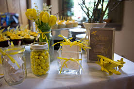 yellow and grey baby shower decorations yellow grey airplane baby shower baby shower ideas themes