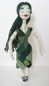 dormant the nightmare before sally doll with pattern