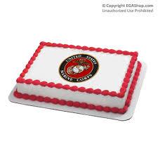 marine cake topper cake topper marine corps birthday 2017