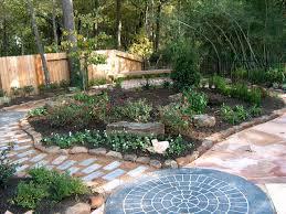 outdoor u0026 landscaping exterior fascinating landscaped backyards