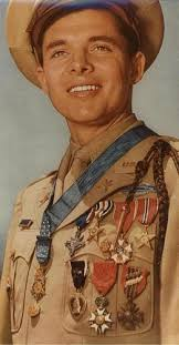 Most Decorated Soldier Of Ww2 Gov Perry In North Texas To Honor World War Ii Hero Audie Murphy