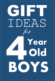 best gift ideas for 4 year boys gift ideas for