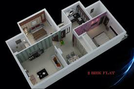 100 home design plans 2 bhk beautiful east face 2 bhk house