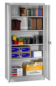 Janitorial Storage Cabinet Cabinets Materialflow Com