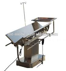 Surgical Table Veterinary Equipment Mesa Veterinaria Veterinary Surgical Table