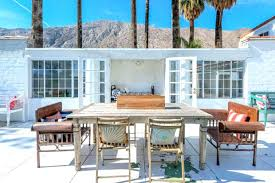 fresh palm springs outdoor furniture for palm springs outdoor