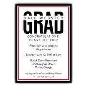 grad party invitations graduation invitations graduation party invitations paperstyle