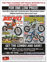 rocky mountain motocross gear motocross action magazine mxa weekend news round up we are