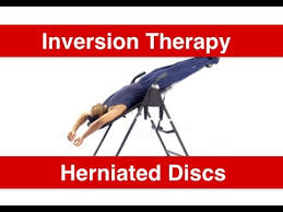 Atlanta Chiropractor Inversion Table For Herniated Disc Sciatica