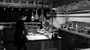 London Tastin - Kitchen table restaurant london