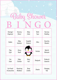 ladybug baby bingo cards printable download prefilled baby