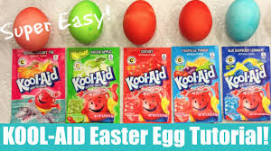 cheap easter eggs how to save money using kool aid to dye your easter eggs plus