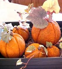 styrofoam pumpkins 50 different pumpkin crafts for fall minus the real pumpkins