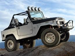 jeep baja edition icon land cruiser baja 1000 le based on toyota land cruiser fj40