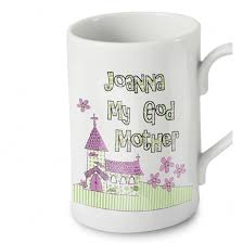 godmother mugs church design personalised godmother mug find me a gift