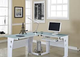 black glass corner desk metal corner desk glass corner office desk glass corner office