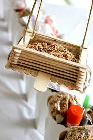 how to make x treme popsicle stick bird feeders tonya staab
