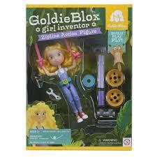 How To Build A Backyard Zip Line by Amazon Com Goldieblox Inventor Zipline Action Figure Toy