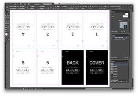 zine template zine template layout document umami design studio