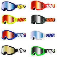 motocross goggles ebay 100 strata mirror lens offroad motocross goggles ebay