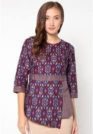 model baju batik wanita jual baju batik wanita zalora indonesia top