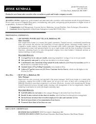Real Resume Examples Real Estate Sales Representative Resume Sample
