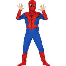 Marvel Halloween Costume Halloween Marvel Classic Spider Man Child Hallowee Walmart