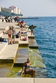 the sea organ zadar croatia this architectural wonder plays