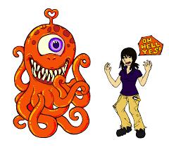 Tentacle Rape Galleries - me vs tentacle rape monster by pojomo on deviantart