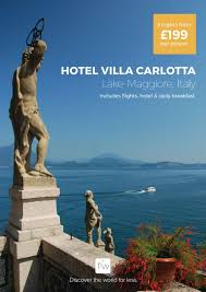 hotel villa carlotta lake maggiore italy by fleetway issuu